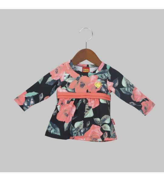 Conjunto Cotton - Florzinha - Kyly