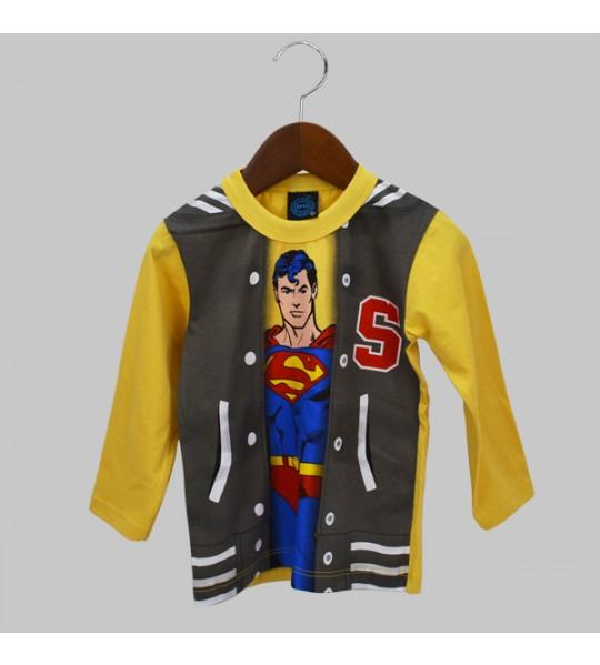 Camiseta - Superman - Kamylus
