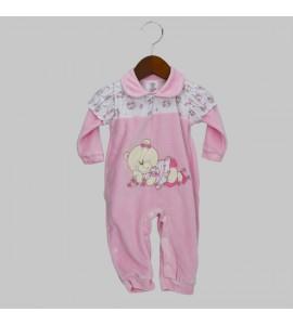 Macacão - Ursinha Feliz - Baby K