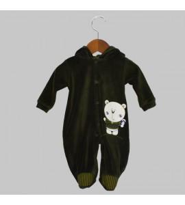 Macacão Plush - Ursinho Feliz - Baby K