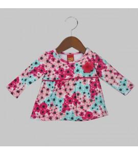 Conjunto Cotton - Flores - Kyly