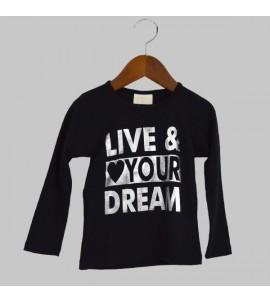 Blusa - Love Your Dream - Vrasalon