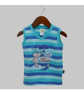 Camiseta - Let's eat ice ream - Pulla Bulla